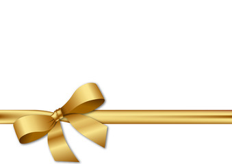 golden ribbon