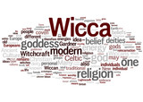 wicca poster