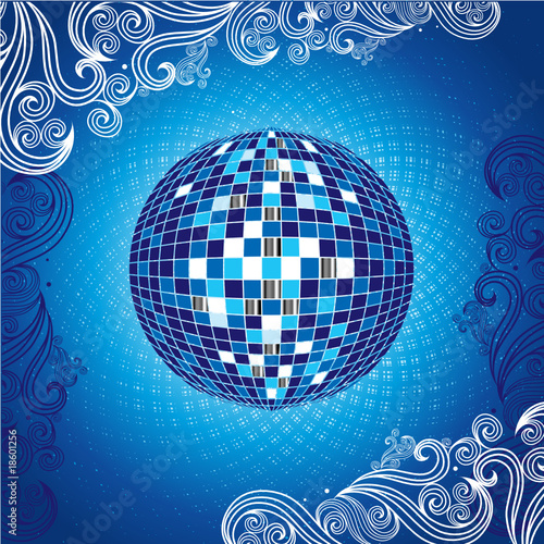 disco ball wallpaper. disco-all and pattern