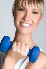 Healthy Fitness Woman