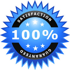 Sticker Satisfaction Guaranteed