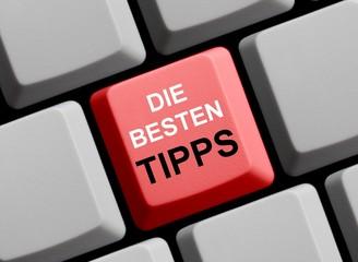 Die besten Tipps im Internet