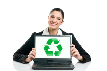 Green business recycle