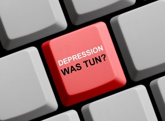 Depression - Was tun?