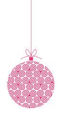 Palla di Natale Triskel