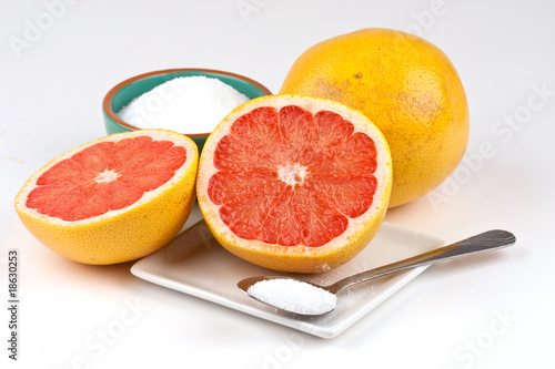 Sugar on Grapefruit