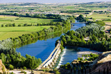 Roman bridge, Toro, Zamora Province, Castile and Leon, Spain