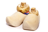 Wooden shoes from Amsterdam