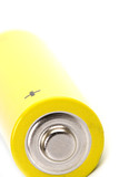 yellow alkaline battery