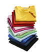 canvas print picture - Colours of Shirts