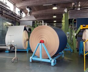 Industria tessile: produzione di tessuto denim