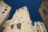 buildings at avignon