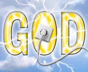 gods power