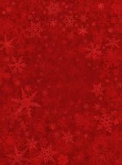 Subtle Red Snow Background
