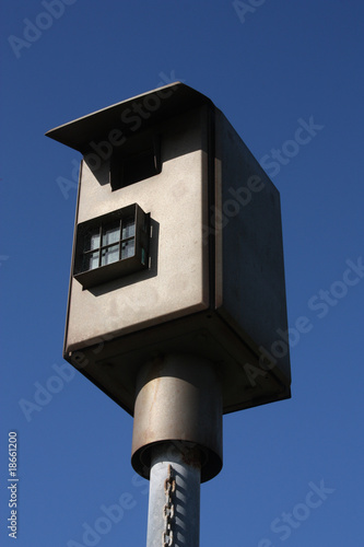 Speed camera in Australia