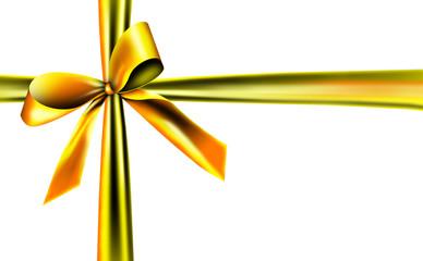 Schleife für ein Geschenk
