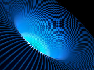 3d torus background