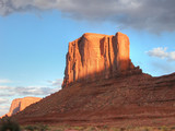 Monument Valley, U.S.A., August 2004 poster