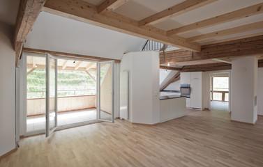 Wohnzimmer in Landhaus
