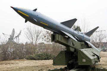 HQ-2 ground-to-air missile