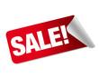 Sale! Button