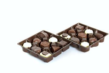 Chocolate  bombom