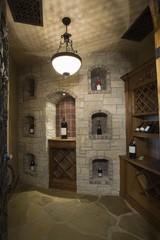 Palm Springs wine cellar