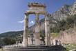 Templo de Atenea en Delfos