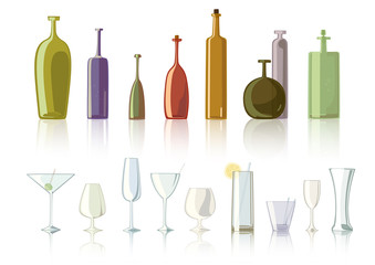 bottel glass