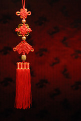 Chinese traditional knot--Chinese new year decoration
