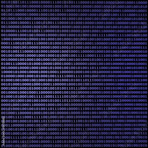 Illustration textur thema computersprache