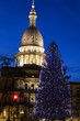 Lansing, Michigan - State Capitol
