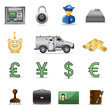 Finance and bank icons, part 3
