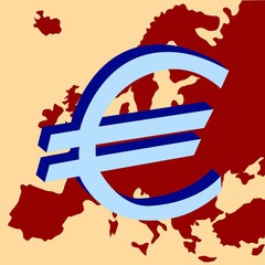 the currency of the European Union