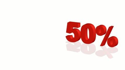 Offerta - 50%