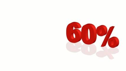 Offerta - 60%