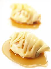 asian steamed dumplings