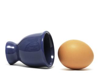 Umgefallenes Ei