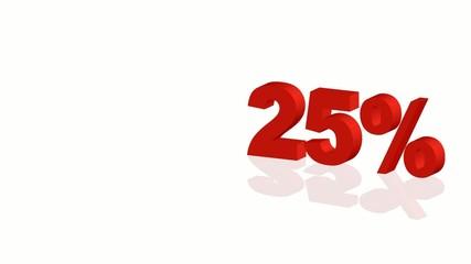 Offerta - 25%