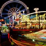 Fototapete Rummel - Rummelplatz - Feste / Veranstaltungen