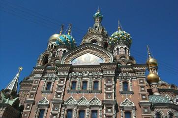 San Pietroburgo, Chiesa del Sangue Versato, Russia
