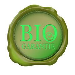 siegel button bio bioprodukt garantie ökologie