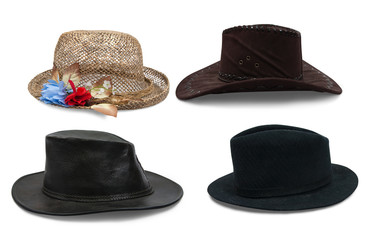 Set of hat