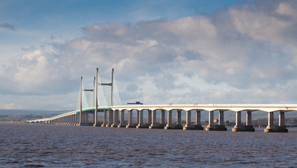 New Severn Bridge,UK
