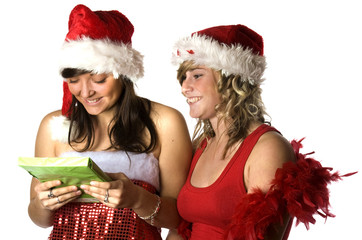 s'offrir des cadeaux entre copines