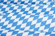 bayrisches Rautenmuster