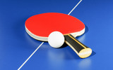 Equipment for table tennis