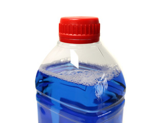 A Bottle of Screen Wash