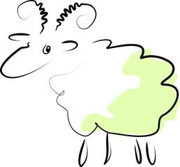 Aries green