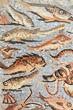 Fische, Scuola Mosaicisti Spilimbergo, Italia